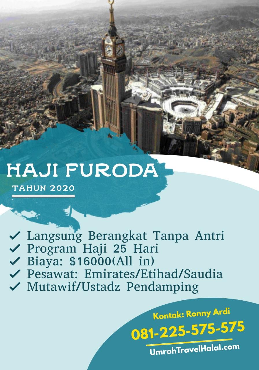 Haji Furoda 2020
